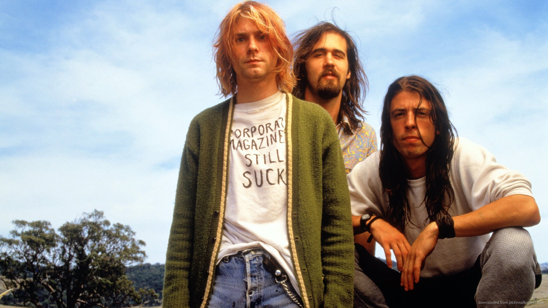 the rise and fall of the nirvana band