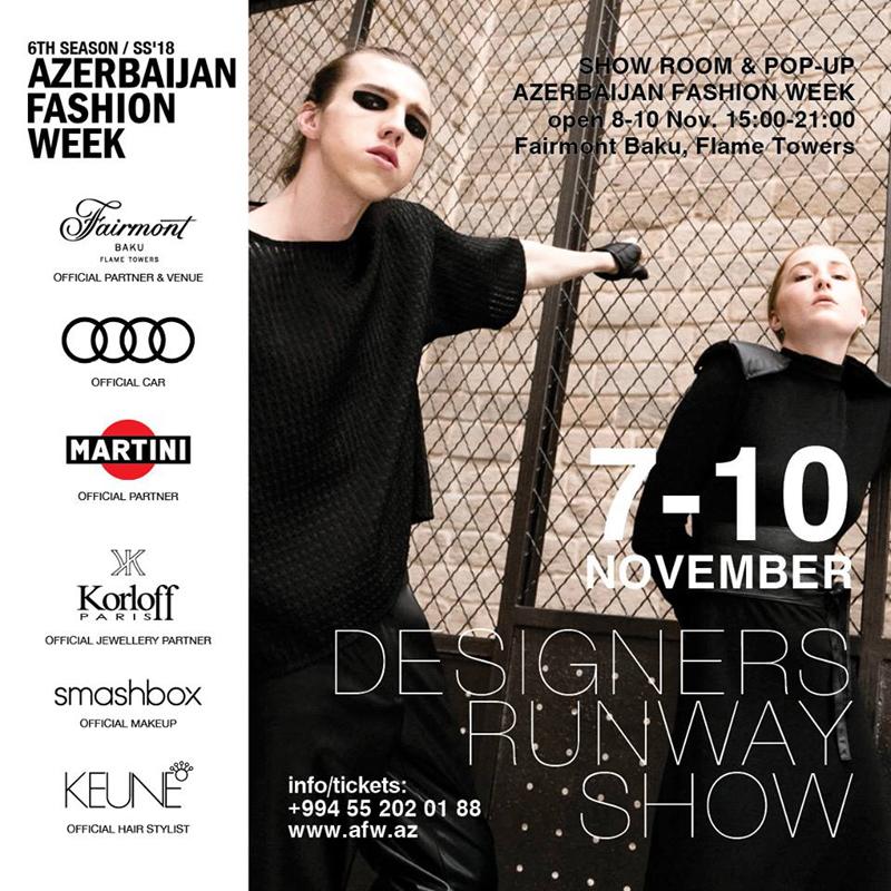 8a70d3d320c С 7 по 10 ноября Azerbaijan Fashion Week вновь пройдет в Баку и станет  событием в модной индустрии Азербайджана. Как и прежде