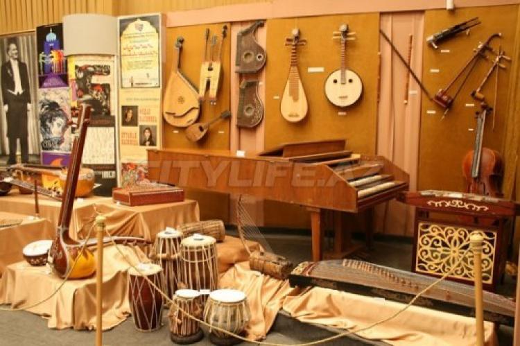 Картинки по запросу Azerbaijan State Museum of Musical Culture