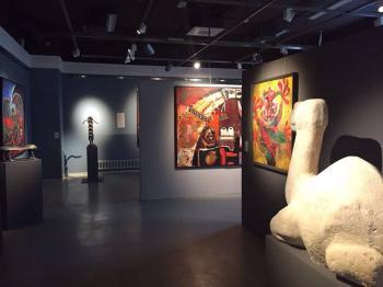 Картинки по запросу The Boyuk Gala 19 Art Gallery